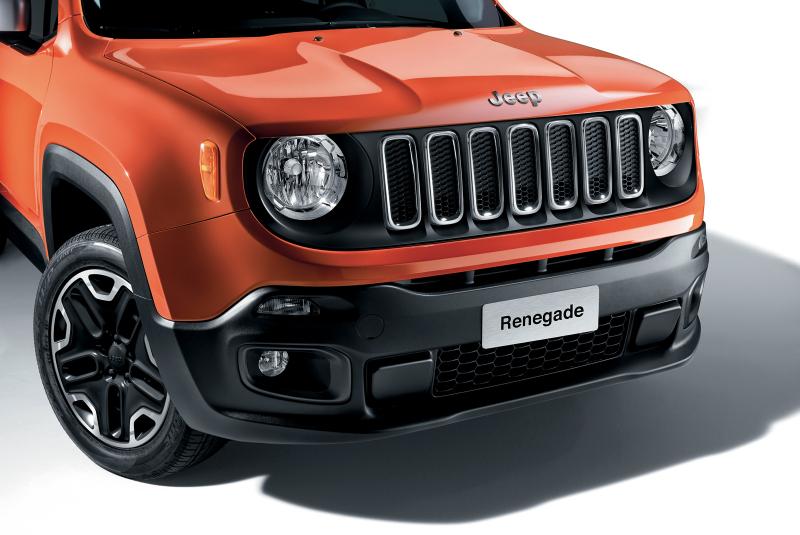Jeep Remegade Galerie k článku Jeep Renegade pro Evropu: přes 100 nových ...