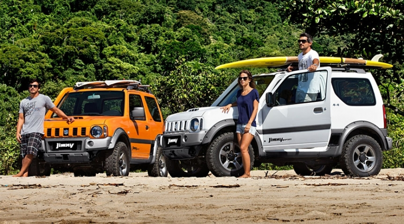 Suzuki Jimny 2017 | 2017 - 2018 Best Cars Reviews