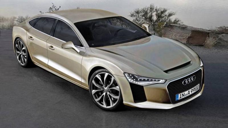 Galerie k článku Audi S9 dorazí v roce 2017, Panamera z ...