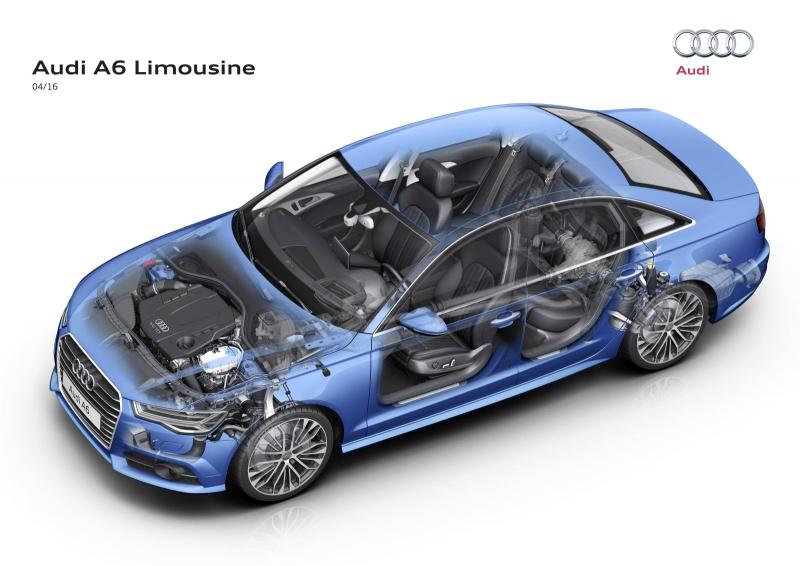 Galerie K čl 225 Nku Audi A6 A A7 2016 Lehk 253 Facelift Přinesl