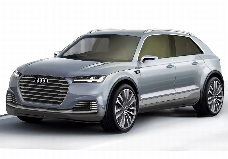 Galerie K čl 225 Nku Audi Q8 Potvrzeno Stylověj 237 Verze Q7 Chce Konkurovat Bmw X6 0 Autoforum Cz