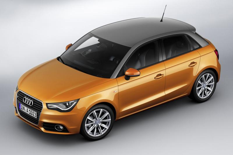 Galerie K čl 225 Nku Audi A1 Sportback Pětidv 237 řko Odhaleno