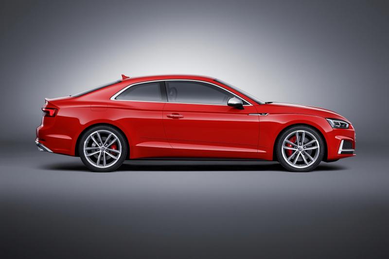 Galerie k článku Audi Q2 a nová A5 i S5 mají první ceny ...