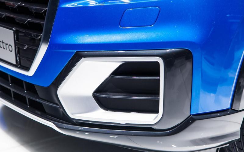 Galerie k článku Audi Q2 odhaleno, okouzlit chce novým