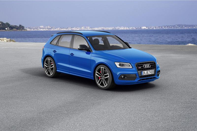 2016 Audi Q5 >> Galerie k článku Audi Q5 2016: nová generace nabírá obrysy ...