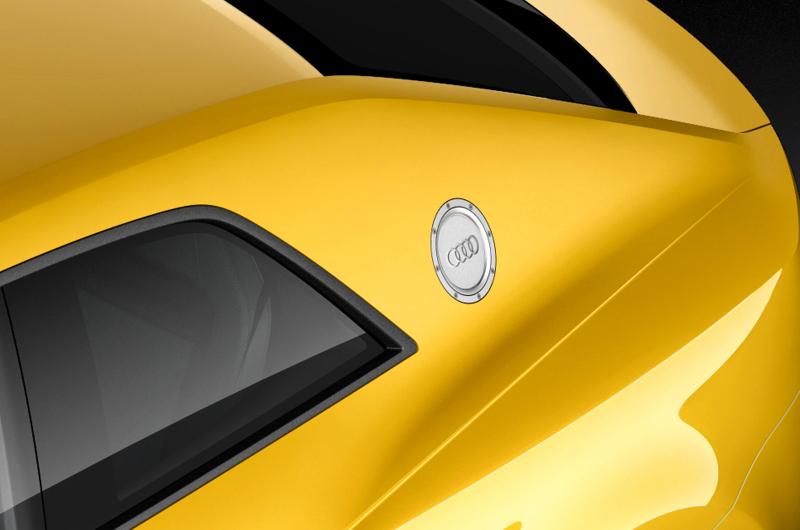 Galerie k článku Audi Quattro a Nanuk půjdou do výroby, následovat mají další crossovery a SUV ...