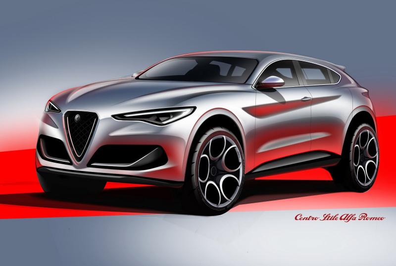 Galerie K čl 225 Nku Alfa Romeo Stelvio Představena I V