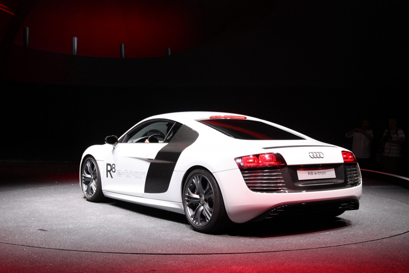Galerie K čl 225 Nku Audi R8 E Tron Elektrick 253 Sporť 225 K D 225 Le