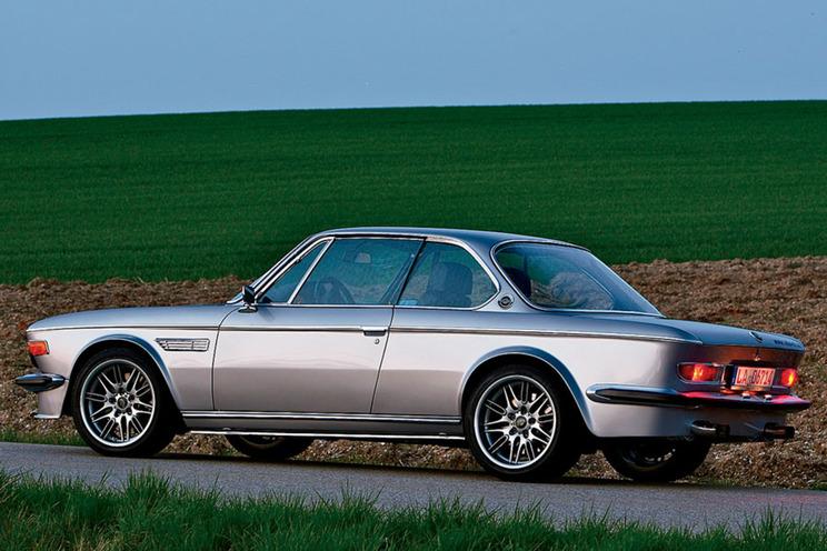 BMW vrátí do hry ostré modely CS, dostat je mohou všechna budoucí M - 7 - BMW E9 30 CS V8 prodej dalsi 04
