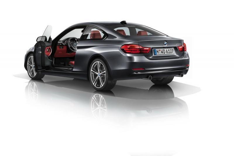 Sedan Vs Coupe >> Galerie k článku BMW 4 Gran Coupé vs. 3 GT vs. 3 Sedan vs ...