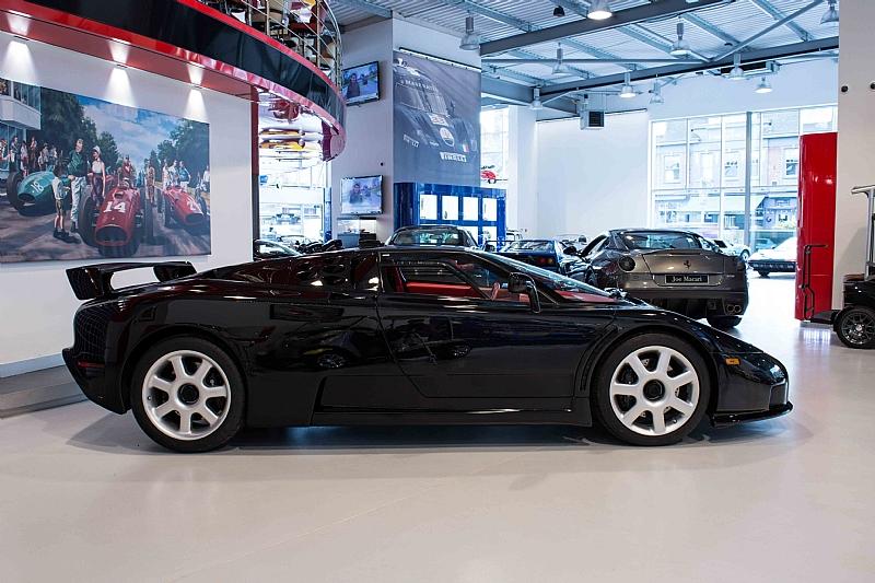 9c63e940b94 Galerie k článku K mání je Bugatti z dob