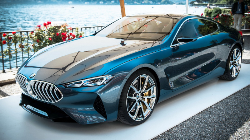 Bmw M8 Coupe 2017 2018 Best Cars Reviews
