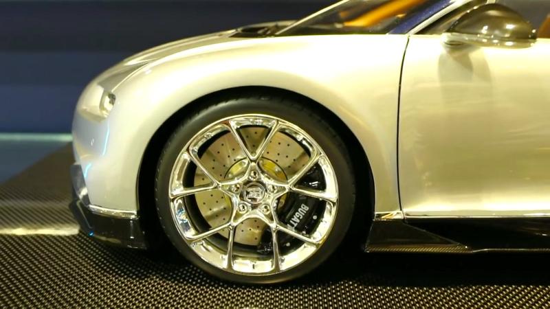 5on Bugatti Chiron