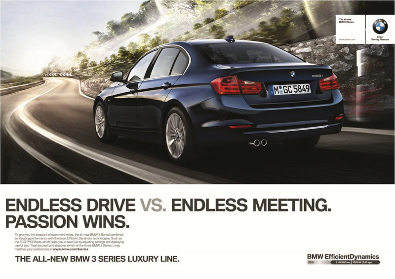 bmw efficient dynamics pr campaign analysis