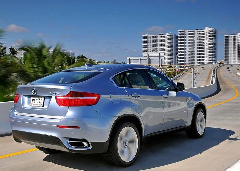 Galerie k článku BMW X6 Active Hybrid dává sbohem jen USA ...