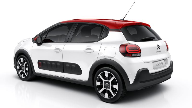<b>Galerie k článku</b> Nový Citroën C3 odhalen únikem, je to ...