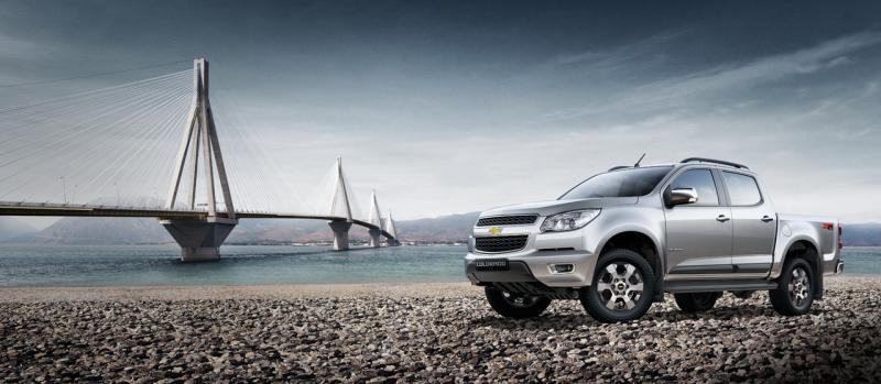 Galerie k článku Chevrolet Colorado 2013: Chevy vyráží do Evropy i s pick-upem (2) | Autoforum.cz