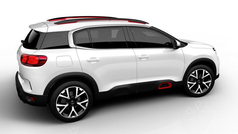 <b>Galerie k článku</b> Citroën se vrací s unikátním odpružením ...