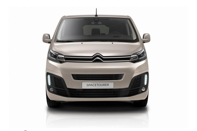 <b>Galerie k článku</b> Citroën SpaceTourer: mobilní obyvák míří ...
