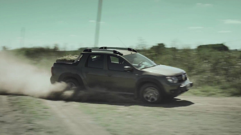 dacia duster pick up je u n s zak zan m ovocem je eho litovat video. Black Bedroom Furniture Sets. Home Design Ideas