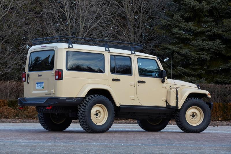 ... retro Wranglery - 9 - easter 2015 jeep wrangler red rock respond 01