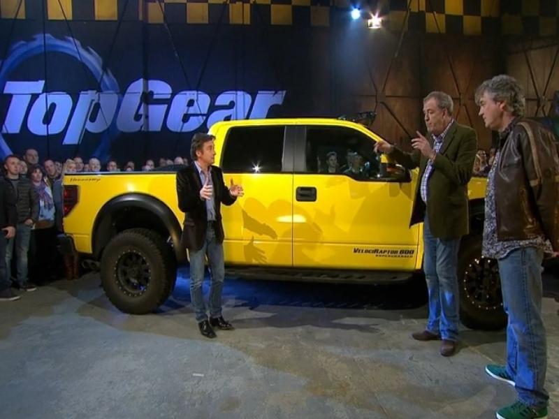 Galerie K Clanku K Mani Je Ford F 150 Z Poslednich Top Gearu 632