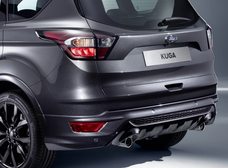 ford kuga facelift 2017 - photo #47