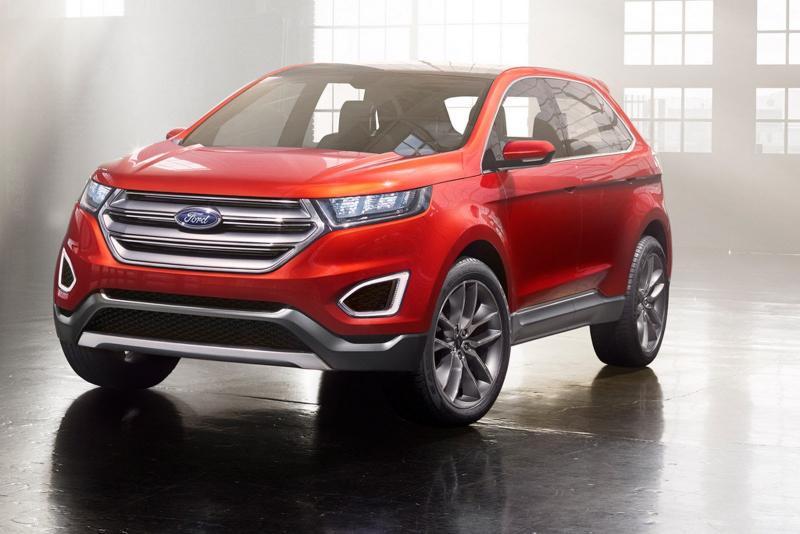 Ford Edge Concept 2015 01 800 600
