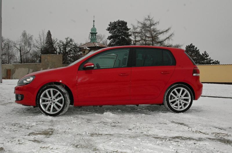 Galerie K čl 225 Nku Test Volkswagen Golf Vi 2 0 Tdi Dsg