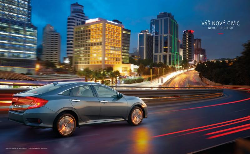 Galerie k článku Nová Honda Civic odhalila výbavy pro český trh ...