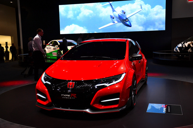 honda civic type r 2015 price release date and specs auto. Black Bedroom Furniture Sets. Home Design Ideas