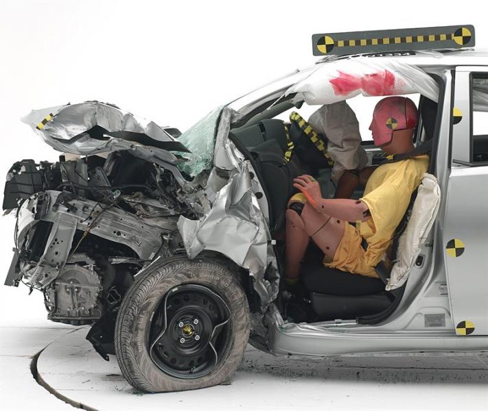 Galerie K čl 225 Nku Nov 233 Crash Testy Iihs S Velk 253 M Odsazen 237 M