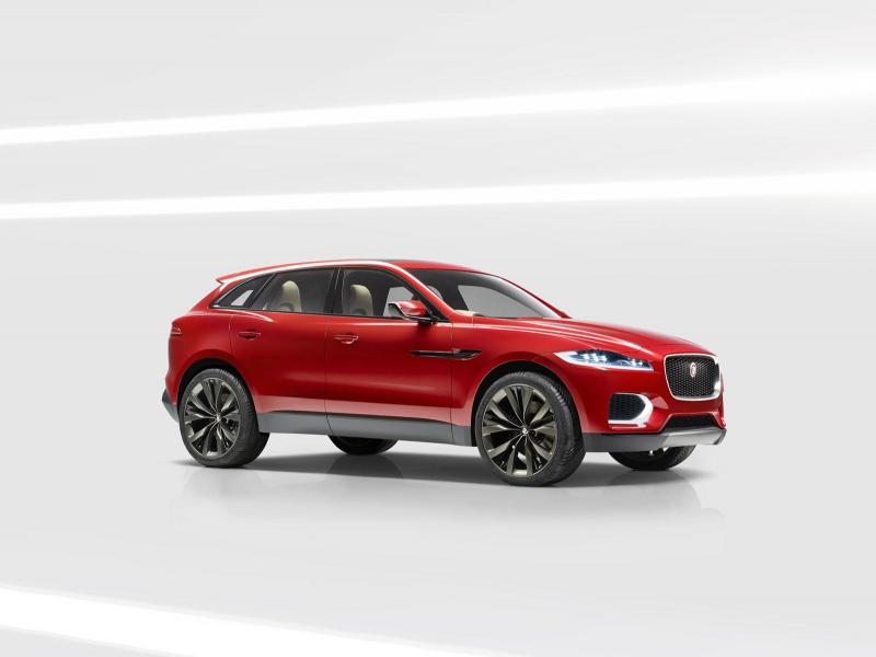 <b>Galerie k článku</b> Jaguar F-Pace: první SUV Jagu má své ...