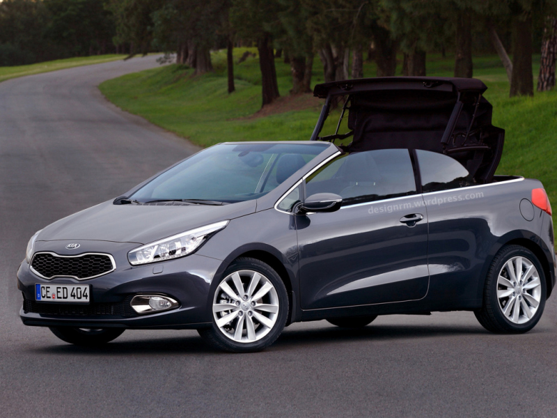 2014 kia cee 39 d cabriolet. Black Bedroom Furniture Sets. Home Design Ideas