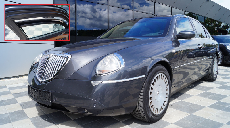 lancia thesis v6 2007 lancia thesis 2007lancia thesis the lancia thesis 30 v6 24v is the ideal car for customers who want great performance delivered with absolute ease.