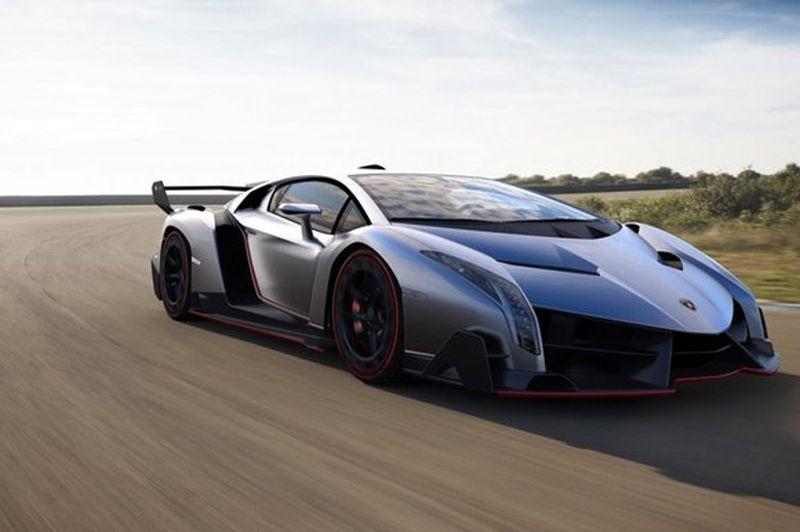 Lamborghini Veneno: nový speciál Lamba přečasně odhalen - 9 -