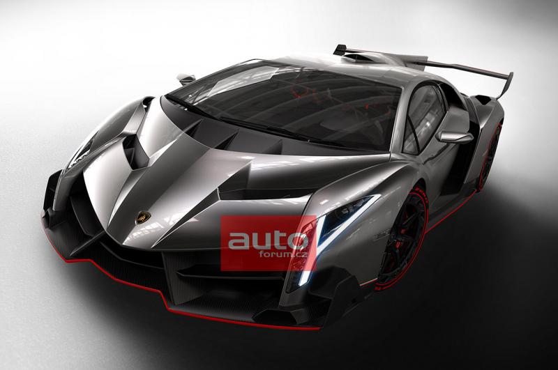 Lamborghini Veneno: nový speciál Lamba přečasně odhalen - 5 -