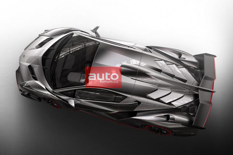 Lamborghini Veneno: nový speciál Lamba přečasně odhalen - 6 - Lamborghini Veneno oficialni unik 03