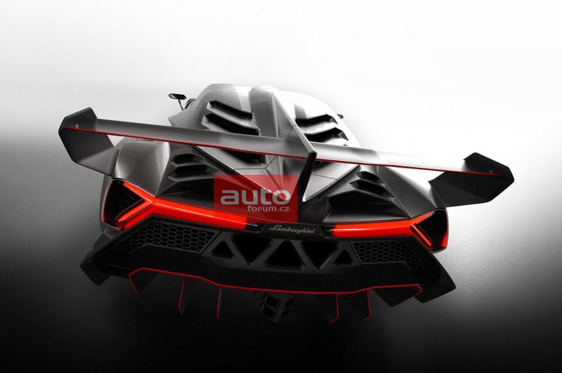 Lamborghini Veneno: nový speciál Lamba přečasně odhalen - 7 -