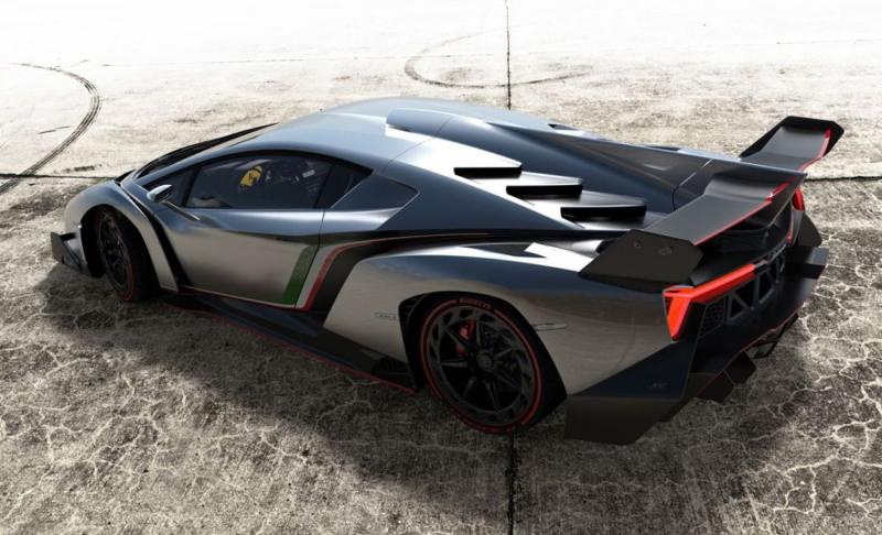 Lamborghini Veneno: nový speciál Lamba přečasně odhalen - 2 -