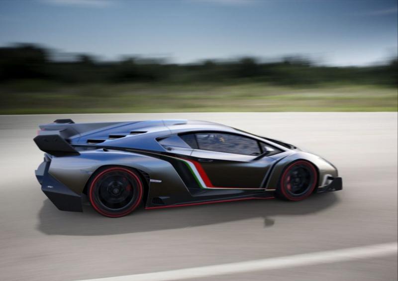 Lamborghini Veneno: nový speciál Lamba přečasně odhalen - 3 -