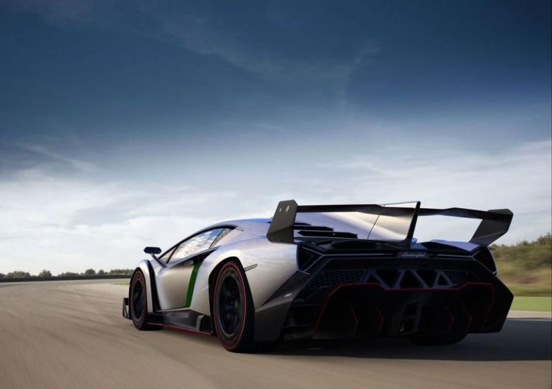 Lamborghini Veneno: nový speciál Lamba přečasně odhalen - 4 -