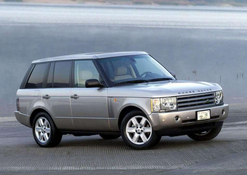 Silver Range Rover Galerie K Lnku Luxusn Suv Pro Kadho
