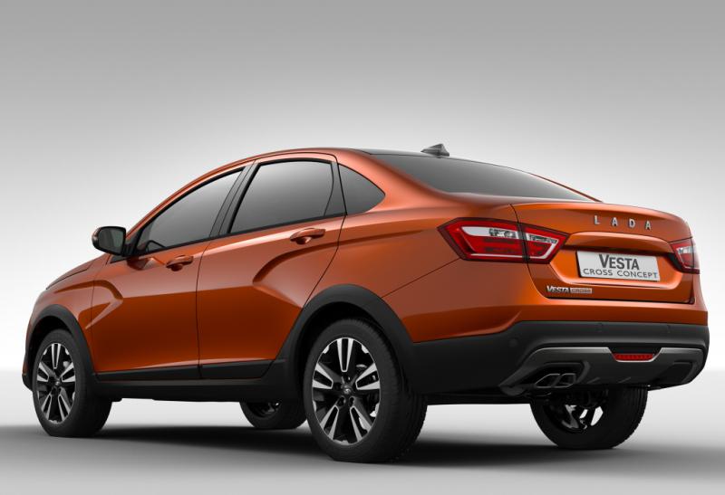 Galerie k článku <b>Lada</b> chce uspět tam, kde zklamalo Volvo i ...