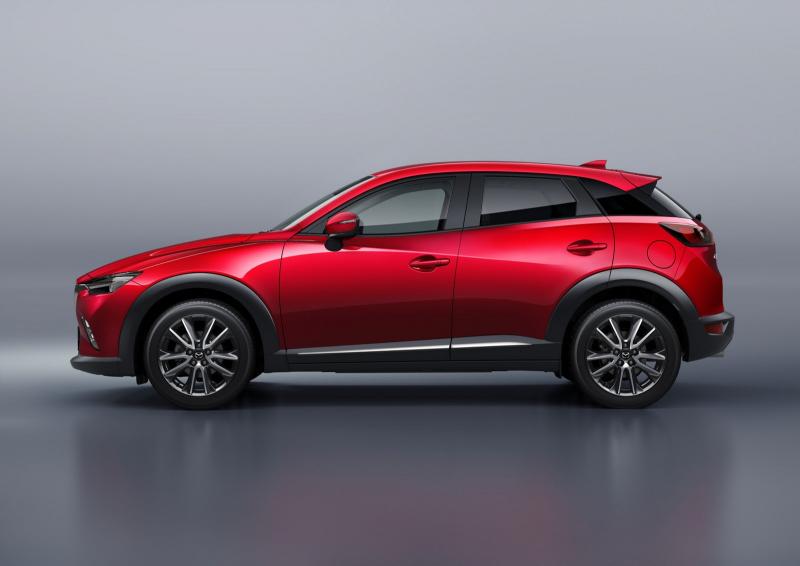 Mazda CX-3 2015: máme všechny české ceny, začínají na 380 ...