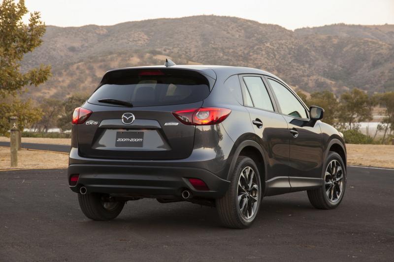 CX-5 2015: facelift ve stylu CX-3 je oficiálně venku - 30 - Mazda CX
