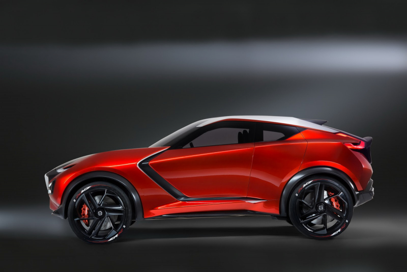 Galerie k článku Nový Nissan Juke se opozdí, na diesely už může ...