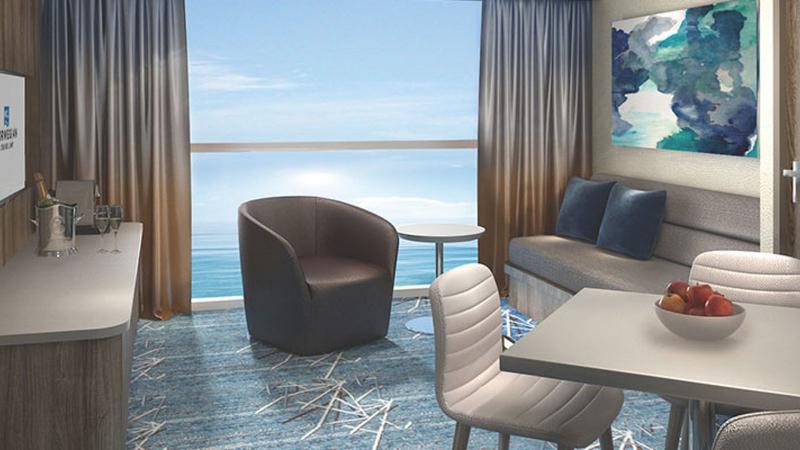 Galerie k článku Nová nejluxusnější výletní loď světa nese i ... Cruise