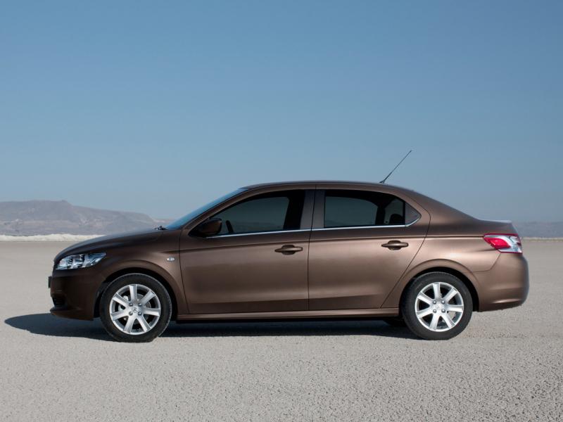 <b>Galerie k článku</b> Peugeot 301: české ceny jsou venku. Jsou ...
