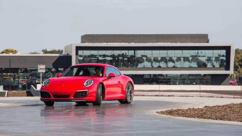 Porsche Experience Center >> Galerie k článku Porsche si postavilo nový okruh za 1,5 miliardy, kus je replikou Nordschleife ...